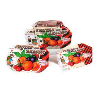 cestas de frutas de aragón