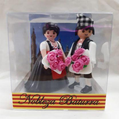 pareja de baturros playmobil