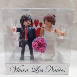 pareja de novios playmobil