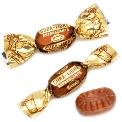 caramelos de cuba libre