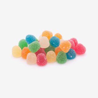 gomitas de azúcar golosinas dulces catalina